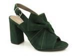 sandały ANN MEX 8026 - kolor: zielony