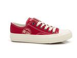 trampki  damskie Big Star FF274124 /FF274125 /FF274126 - kolor: czerwony