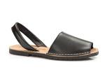 sandały gladiatorki Verano 201, 202 - kolor: negro-czarny