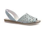 sandały Lemar 40128 - kolor: błękit