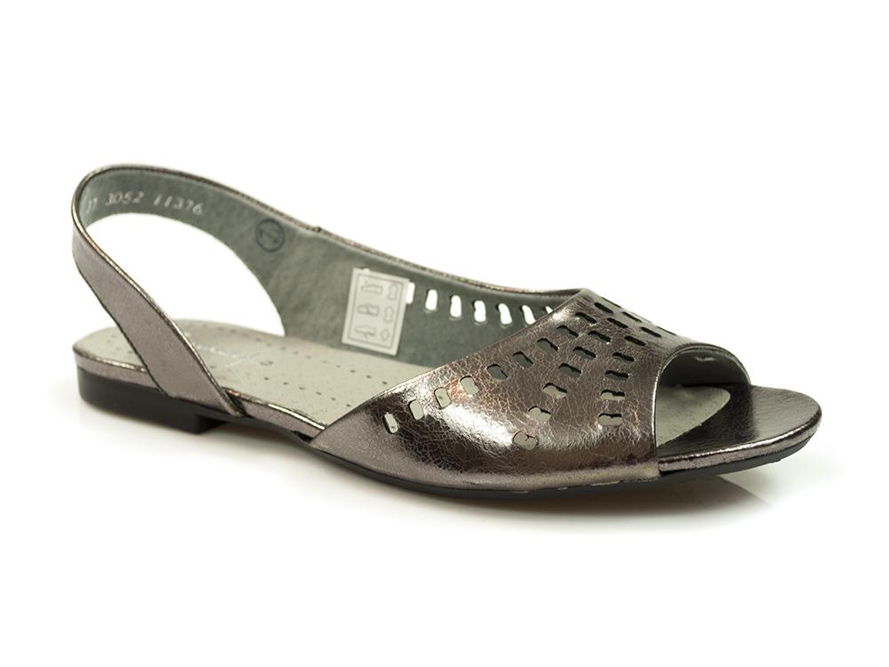 sandały maciejka czarne 03052-20 00-5